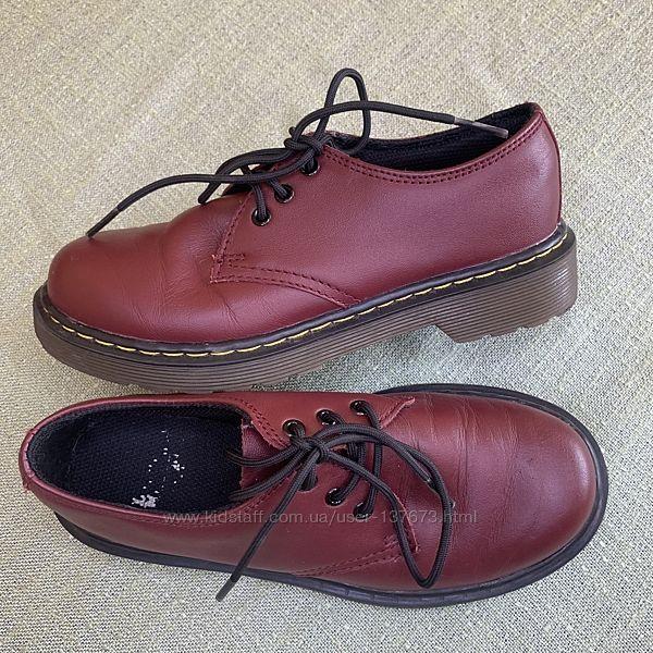 Туфли Dr. Martens оригинал р.33