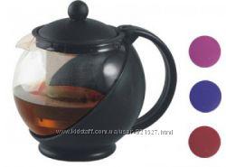 Заварник для кофе и чая Calveкрасный