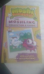 Книга Moshi Monsters на английском языке