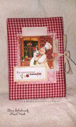 Кулинарная книга Изысканный шеф повар