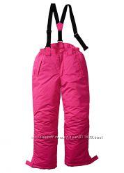 Брюки лыжные для  девочек