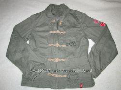 Куртка застежка узелкамм