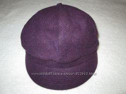 Кепка фиолетовая