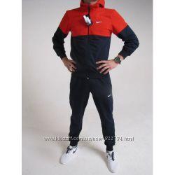 Большие размеры. Теплый зимний трехнитка спортивный костюм мужской батал