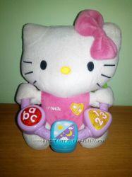 Обучающая погремушка Hello Kitty Vtech китти