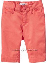 Капри персикового цвета от OldNavy 2t