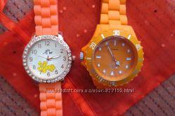 Женские яркие наручные часы