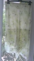 Юбка летняя светло-зеленая 48-50рр