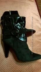Демисезонные ботинки 39-39, 5рр 25см