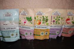 соли для ванн зеленая аптека