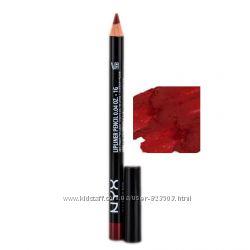 Карандаши для губ Nyx slim lip pencil
