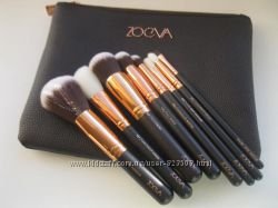Кисточки для мейкапа Zoeva 8 шт в наборе и поштучно