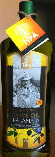 Оливкова олія Італія, Греція, фермерська