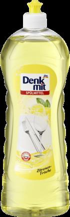Плин для миття посуду Denkmit 1л. Німеччина