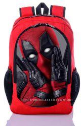 рюкзак школьный купить принт Дэдпул Deadpool выбор