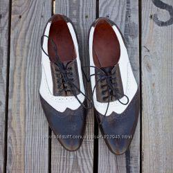 Мужская обувь натуральная кожа