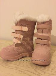 Зимние ботинки gap р. 6
