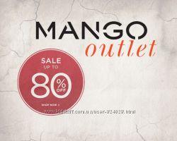 Выкупаю Mango outlet  Англия и Испания