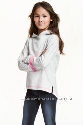 Кофта-худи бренда H&M на 8-10 лет