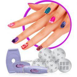 Набор для нанесения узоров на ногти