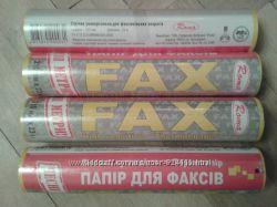 Бумага для факса Roma