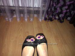 Geox туфли открытые размер 38