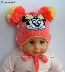детские шапочки в наличии