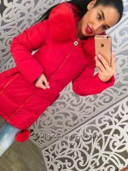 Очень красивая курточка  . Фабричный Китай . Последний размер 44
