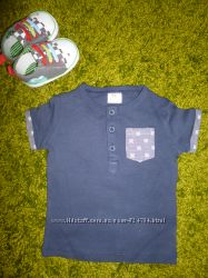 футболка на 3-6 месяцев