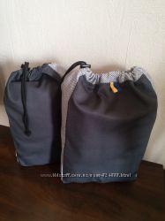 Новинка Легкие, из натуральной ткани защитные чехлы для салона авто.
