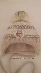 осення шапочка для манюсика BARBARAS