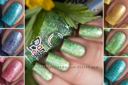 Лак для ногтей Dance Legend, коллекция Wow Prism Spring