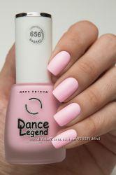 Лак для ногтей Dance Legend, коллекция Бархат summer