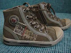 Высокие кеды Bobbi Shoes 27 р.