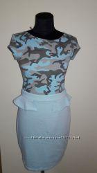 Платье коттоновое Rinascimento