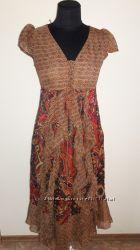 Шифоновое платье yesmis