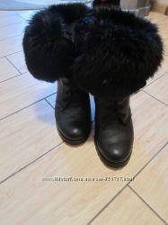 зимові чоботи р. 36