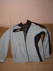 Стильная красивая фирменая курточка-  ветровка  PUMA