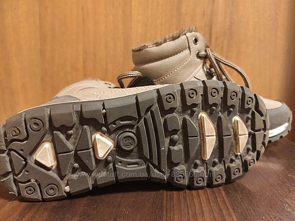Зимние ботинки размер 31