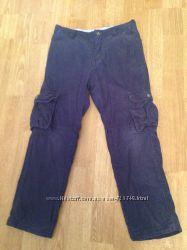 вельветовые брюки 116р