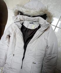 Распродажа Теплая куртка полупальто М-Л Германия Esmara