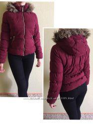 Бордовая курточка