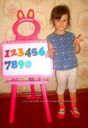 Цифры или алфавит из фетра на магнитах by UliTo4ka