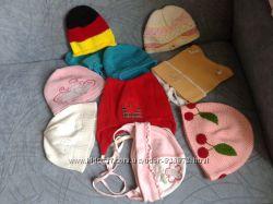 шапки для девчушки