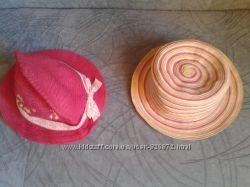панамка ф.  H&M и шляпка от  C&A. новые