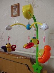 Мобиль-карусель на кроватку Canpol Babies