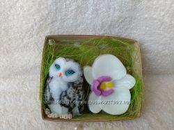Мыло натуральное подарочные наборы