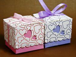 Бонбоньєрки,  подарки для гостей.