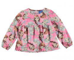 Реглан, блузка Disney Frozen в наличии
