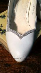 Продам замечательные и удобные свадебные туфельки 36